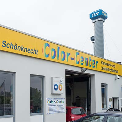 Color-Center Henry Schönknecht